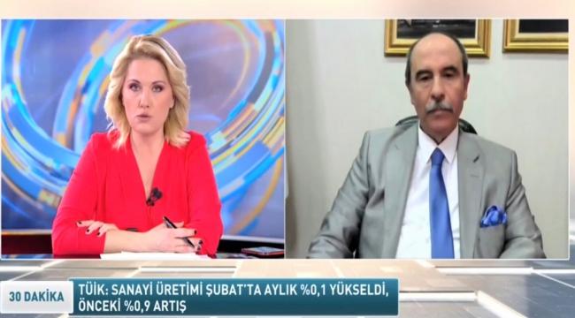"""KMTSO Başkanı Balcıoğlu, """"Türkiye'de en çok ihracatı artan 10 il arasındayız"""""""