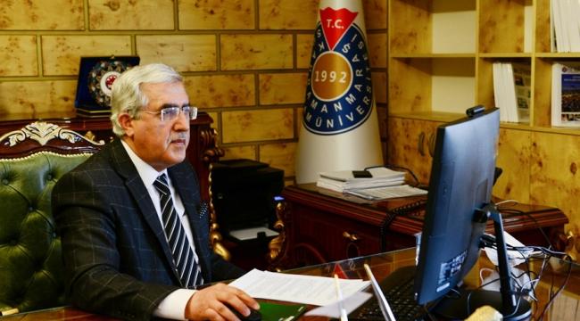 KSÜ Eğitim Fakültesi Tarafından 'Gelecekte Eğitim' Konulu Seminer Düzenlendi
