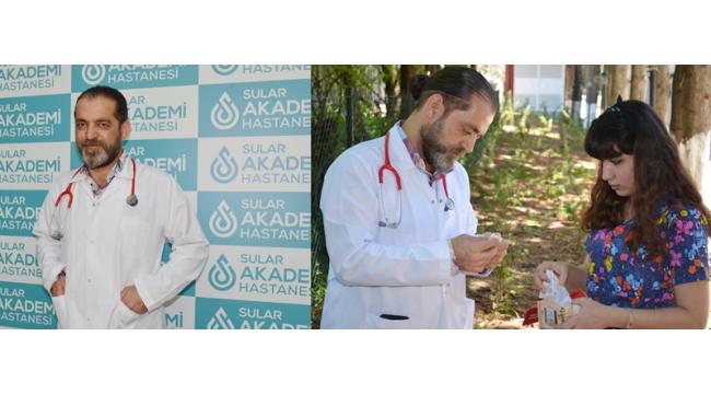 Özel Sular Akademi Hastanesi'nde 2 Bin 500 Yıllık Türk Geleneği