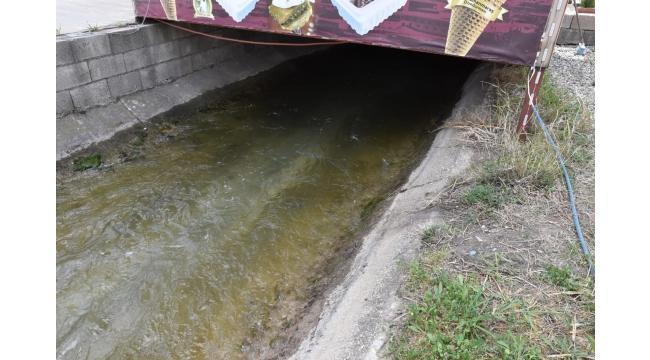 Pazarcık'ta sulama kanalına düşen çocuk öldü