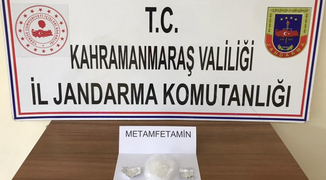 Pazarcık'ta uyuşturucu operasyonu: 4 gözaltı
