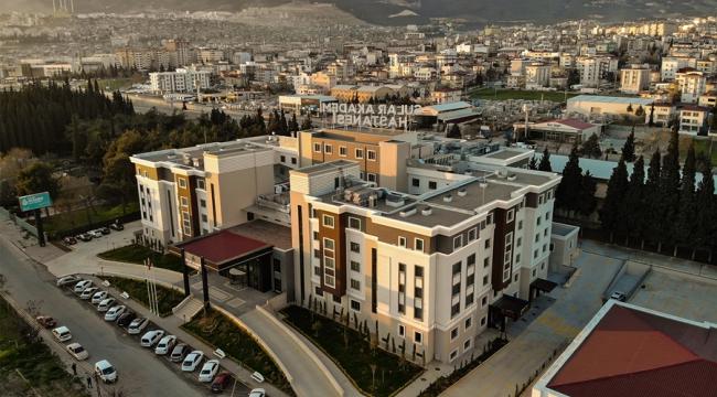 Şehrin En Büyük Özel Hastanesi Olan Sular Akademi Hastanesi Açıldı