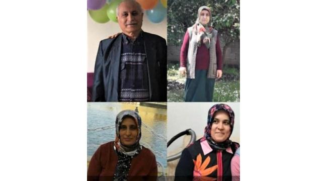 Aynı aileden 4 kişi 1 haftada koronadan öldü