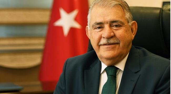 """Başkan Mahçiçek, """"Kadir Gecemiz Hayırlara Vesile Olsun"""".."""