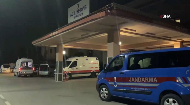 Fabrikada yemekten rahatsızlanan 106 işçi hastaneye kaldırıldı
