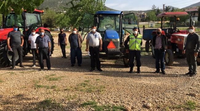 Kahramanmaraş'ta en çok traktör kazası Pazarcık'ta yaşandı