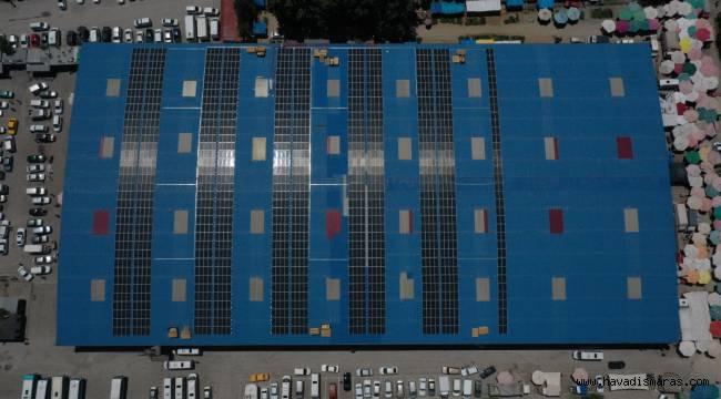 Elbistan Belediyesi Gücünü Güneşten Alacak