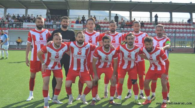 Elbistanspor 0 - Şanlıurfa BB Spor 2