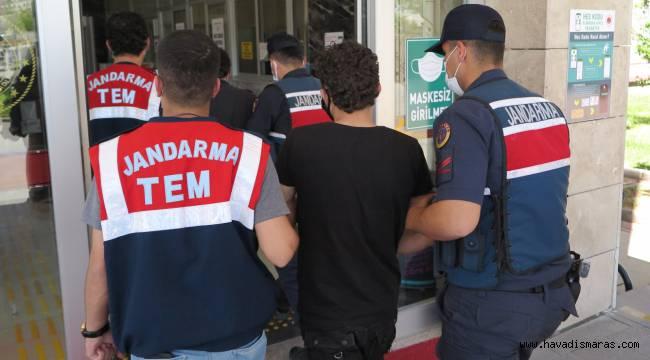 Kahramanmaraş'ta DEAŞ operasyonu: 4 kişi tutuklandı