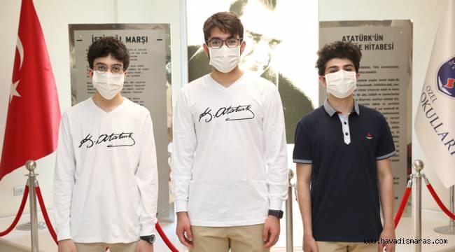 SANKO Okulları Öğrencileri Türkiye'yi Balkan Coğrafya Olimpiyatları'nda Temsil Edecek