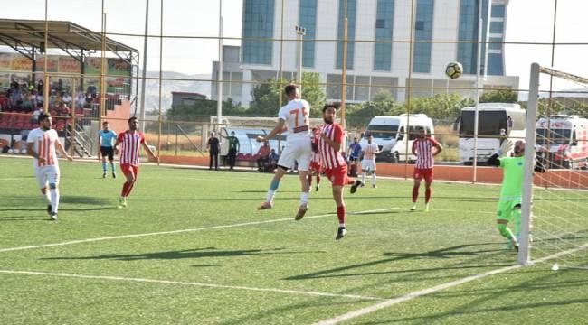 Şanlıurfa Büyükşehir Belediyespor: 2 Türkoğlu Belediyespor: 0