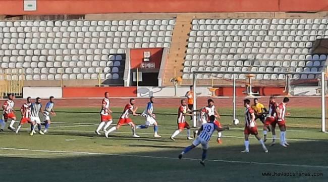 Türkoğlu Belediyespor: 2 Elbistanspor: 1..