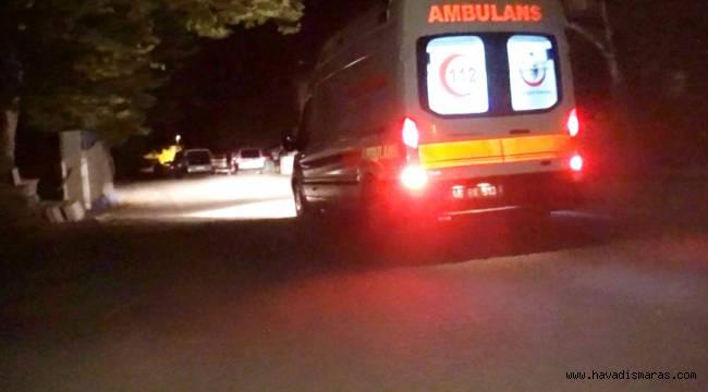 Aracını kontrol etmek isteyen güvenlik görevlisine ateş açtı