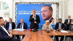 Başkan Güngör'den Ilıca'ya Müjdeler
