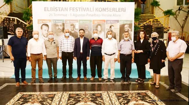 Elbistan Türkiye'nin en büyük müzik festivaline hazırlanıyor