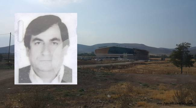 Kahramanmaraş'ta inşaat bekçisi ölü bulundu