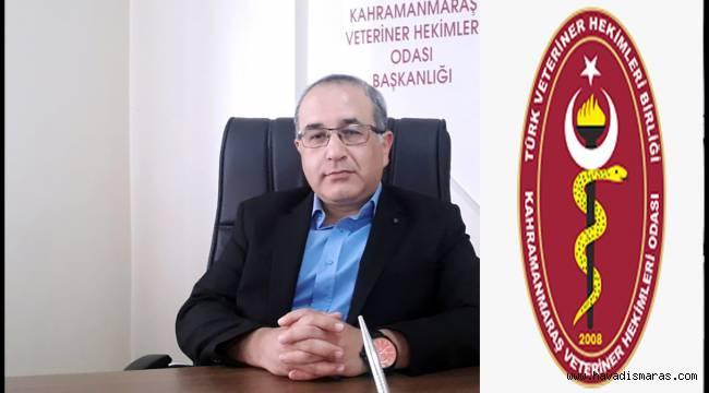 Kahramanmaraş Veteriner Hekimleri Odası, Antalya'ya yardım eli uzattı