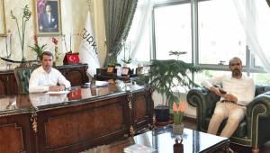 Milletvekili Özdemir Türkoğlu'nda