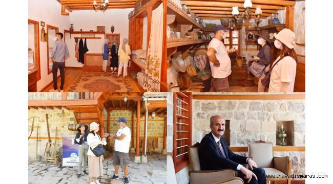 Mutfak Müzesi'ne Yabancı Turistlerden Büyük İlgi