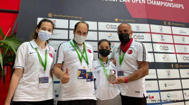 Sevilay Olimpiyat'ta Mücadele Edecek