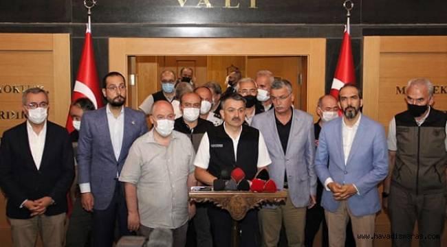 """Tarım ve Orman Bakanı Pakdemirli, """"Kara kutu incelenecek"""" .."""