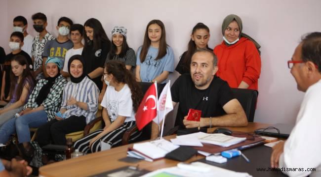 Türkoğlu sportif faaliyetlerle daha da güzel