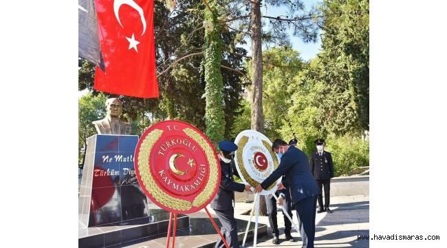 Türkoğlun'da 30 Ağustos Zafer Bayramımız Coşkuyla Kutlandı