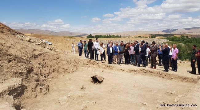 Yassı Höyükte Arkeolojik Kazı Başladı