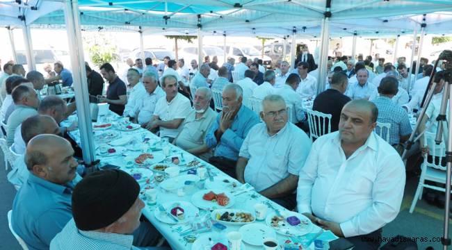 """""""AK Parti'mizin ilk kıvılcımı, ilk başlangıcı Kahramanmaraş'ımızdır"""""""