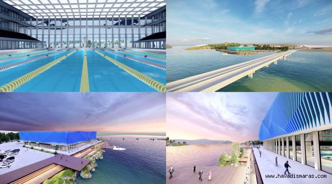 Başkan Güngör Müjdeyi Verdi: Olimpik Havuz Geliyor!