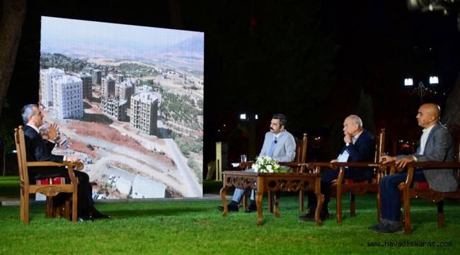 Başkan Güngör Yeni Müjdeleri Paylaştı