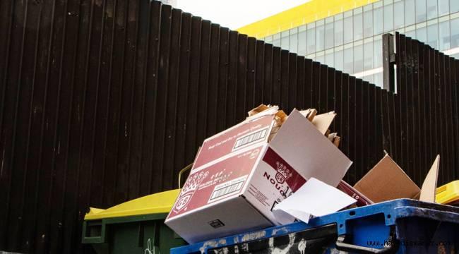 Çöp kutusuna ne attığınızı iki kere düşünün