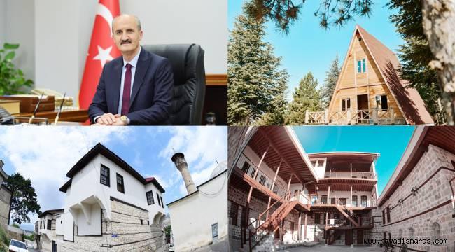 Dulkadiroğlu Kahramanmaraş Turizminin Kalbidir