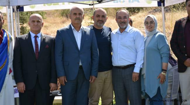 Kahramanmaraş'ın Parlayan Yıldızı Afşin Kayseri'de İlgi Odağı Oldu
