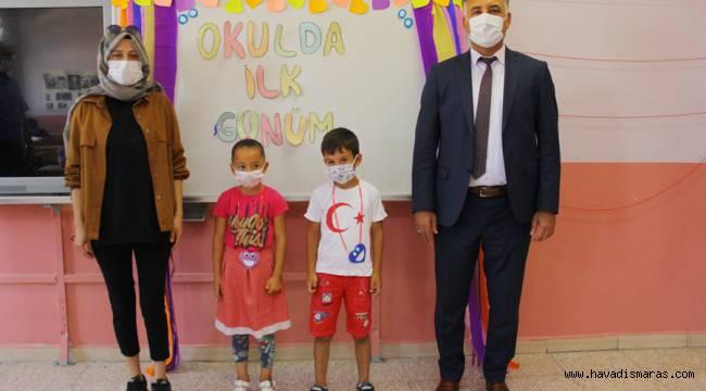 Okullarda Uyum Eğitimi Kapsamında Yahya Kemal İlkokuluna Ziyaret