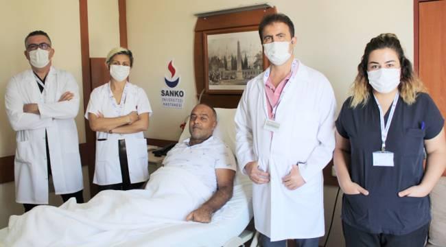 SANKO Üniversitesi Hastanesi Gaziantep'te İlki Gerçekleştirdi