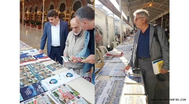 Fatih'teki Uluslararası Dergi Günlerinde Özel Ödül Büyükşehir'in Oldu