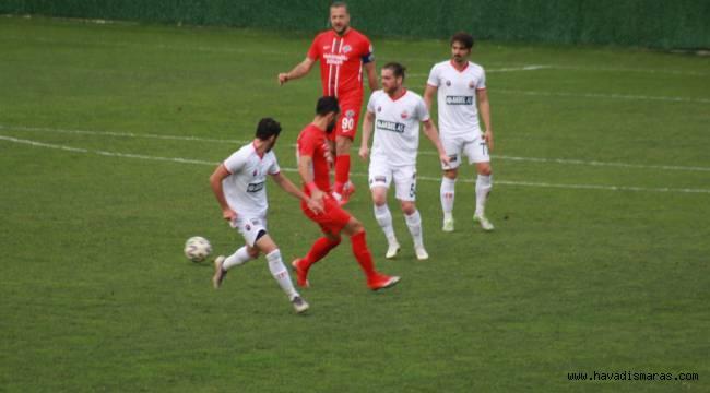 Kahramanmaraşspor Bodrumspora yenildi