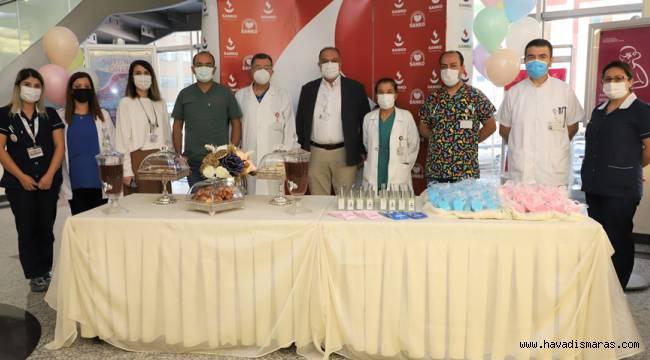 SANKO Üniversitesi Hastanesi'nde Emzirme Haftası Etkinliği düzenlendi