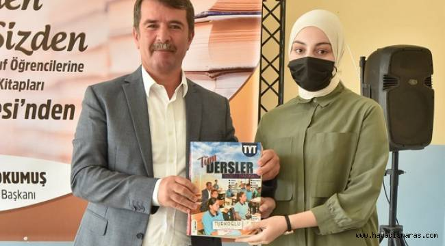 Türkoğlu Belediyesinin eğitim seferberliği devam ediyor..