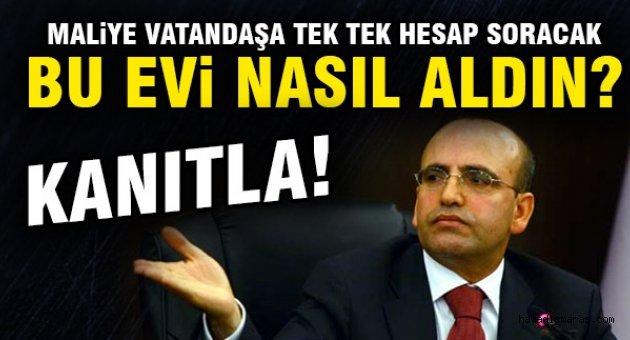 BU EVİ NASIL ALDIN?..