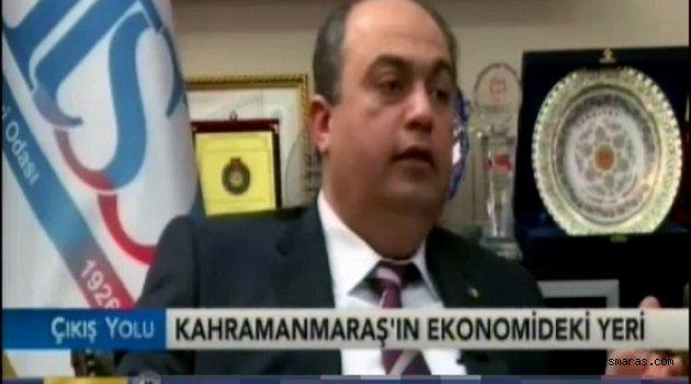 KAHRAMANMARAŞ'A LİMAN VE DENİZ GELECEK..