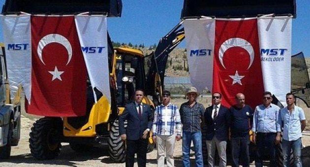MST TESLİMATLARI HIZ KESMEDEN DEVAM EDİYOR..